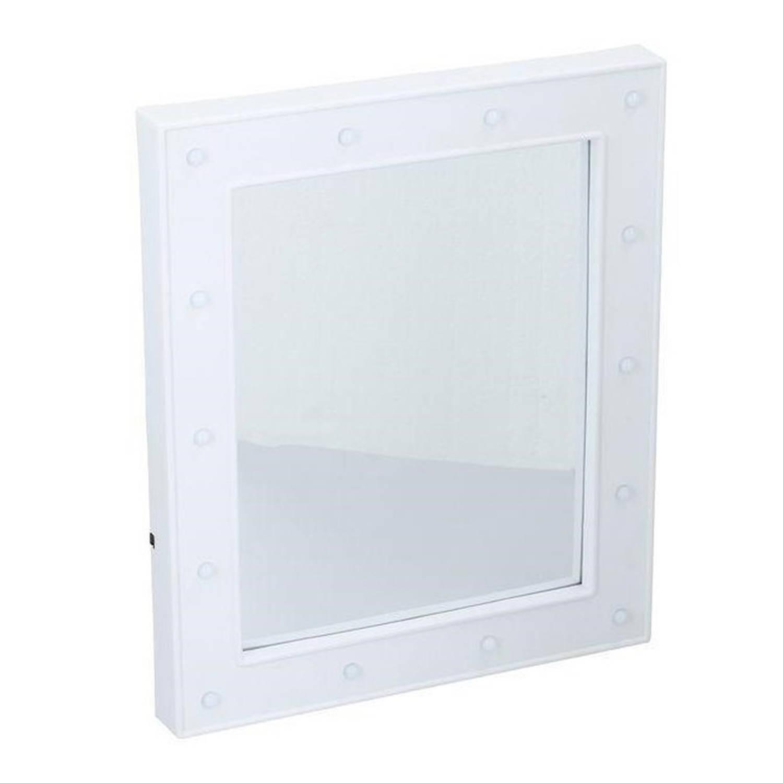 Arti Casa Spiegel met verlichting 27 x 32 cm