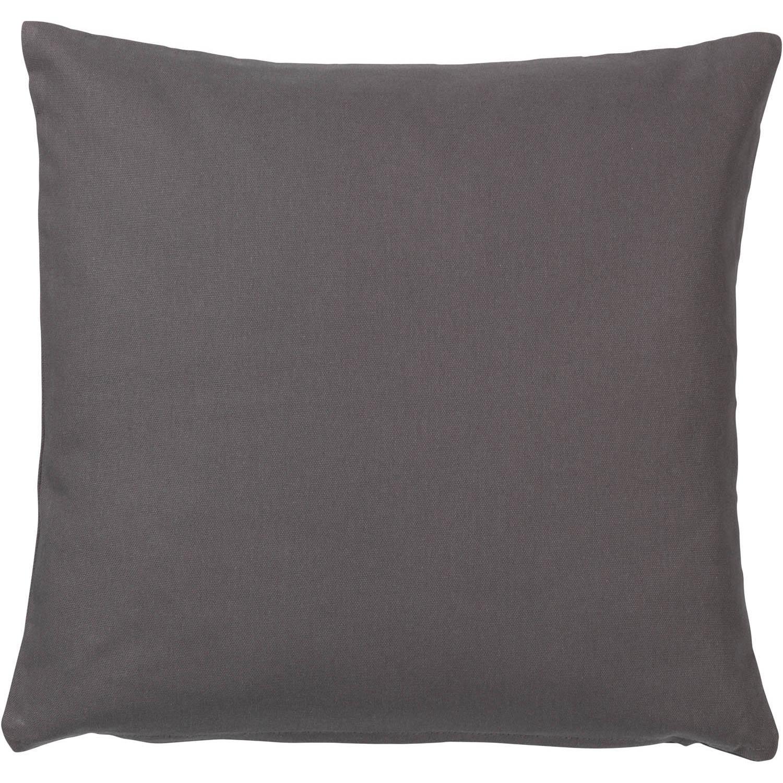 Dutch Decor Kussenhoes Java 60×60 donker grijs kopen Wonen? Dat doe je hier snel en voordelig – snel in huis bezorgd