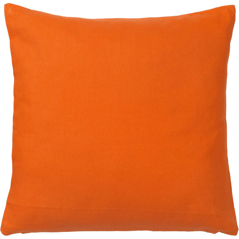 Dutch Decor Kussenhoes Java 60×60 oranje kopen Wonen? Dat doe je hier snel en voordelig – snel in huis bezorgd