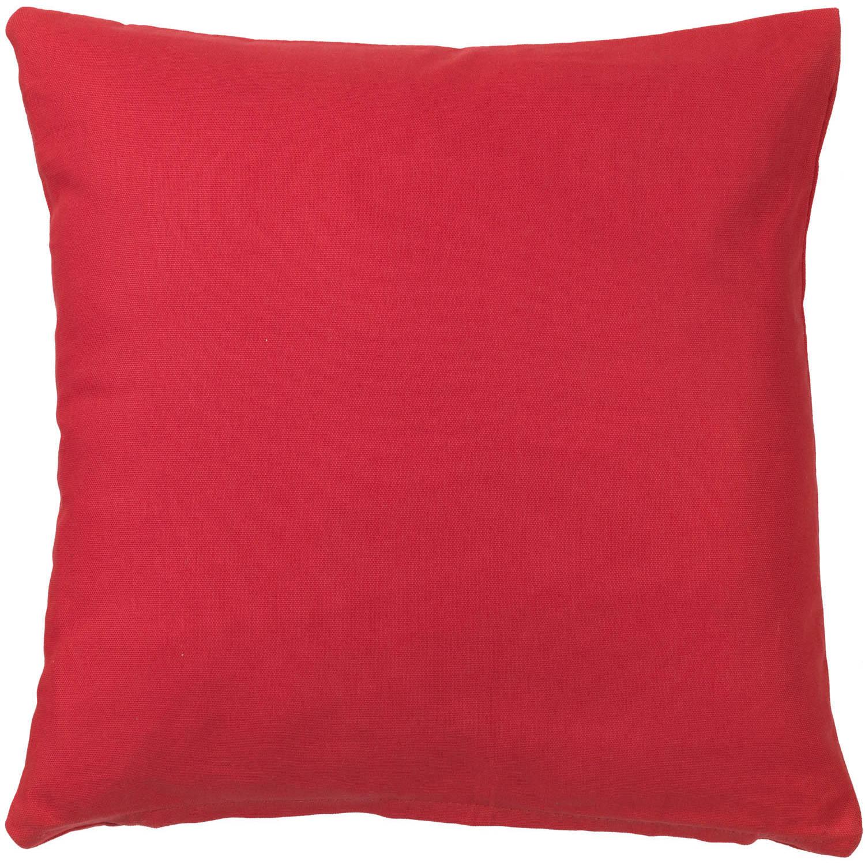 Dutch Decor Kussenhoes Java 60×60 rood kopen Wonen? Dat doe je hier snel en voordelig – snel in huis bezorgd