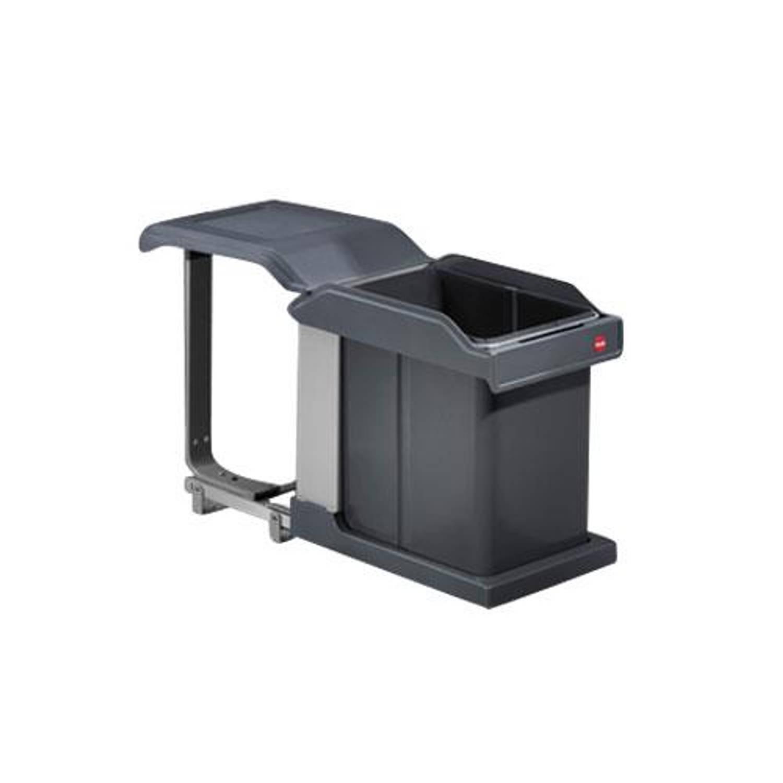 Hailo Solo Automatic Inbouwafvalemmer 20 L