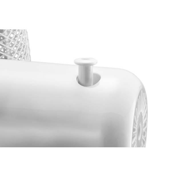 Blokker tafelventilator BL-30002 30 cm - wit
