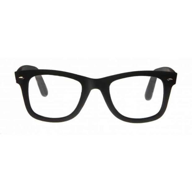 Leesbril City zwart +2.00