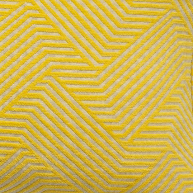 Dutch Decor Kussenhoes Felix 40x60 cm lemon
