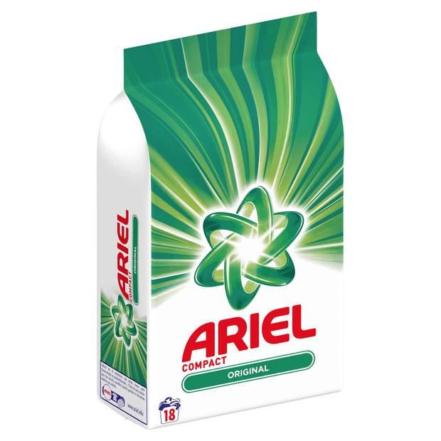 Ariel Regular Waspoeder 18 Wasbeurten - 1.35 kg