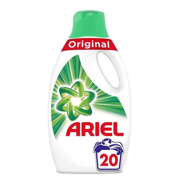 Ariel vloeibaar wasmiddel Original - 20 wasbeurten