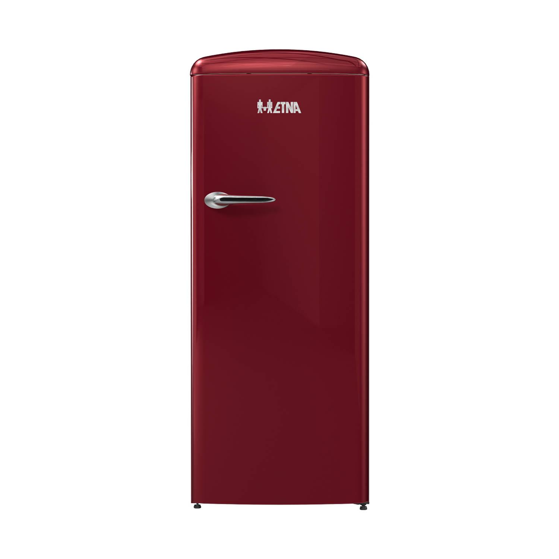 ETNA KVV754BOR koelkast - Bordeauxrood