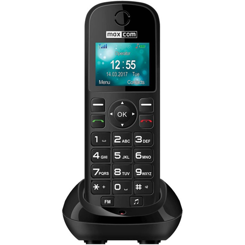 Slechtziend Maxcom MM35D Huistelefoon met SIM