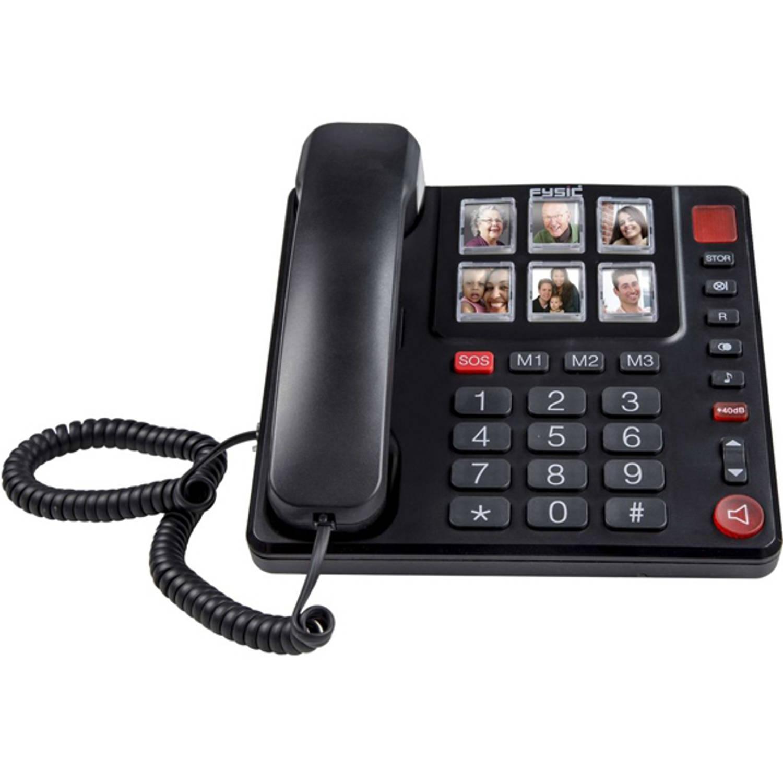 Fysic FX-3930 seniorentelefoon met fototoetsen