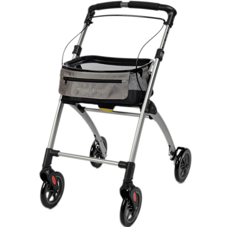 Afbeelding van 2Mobility WheelzAhead INDOOR Rollator - binnenrollator