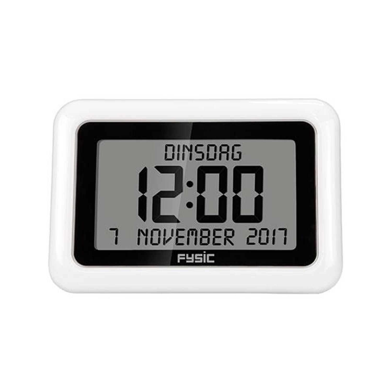 Digitale kalenderklok Fysic FK-888 Geemarc VISO10