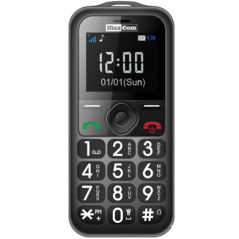 Slechtziend Maxcom MM 560 GSM - Grijs