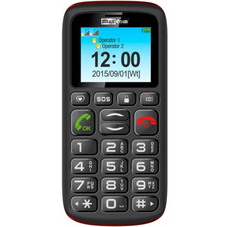 Slechtziend Maxcom MM 428 GSM telefoon