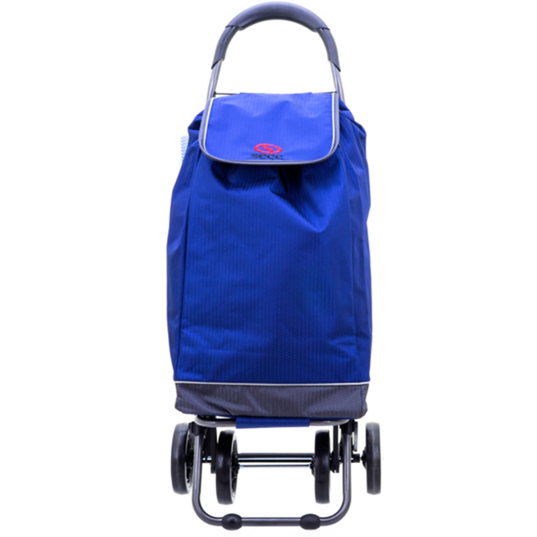 Afbeelding van 2Mobility boodschappenwagen - Korenblauw