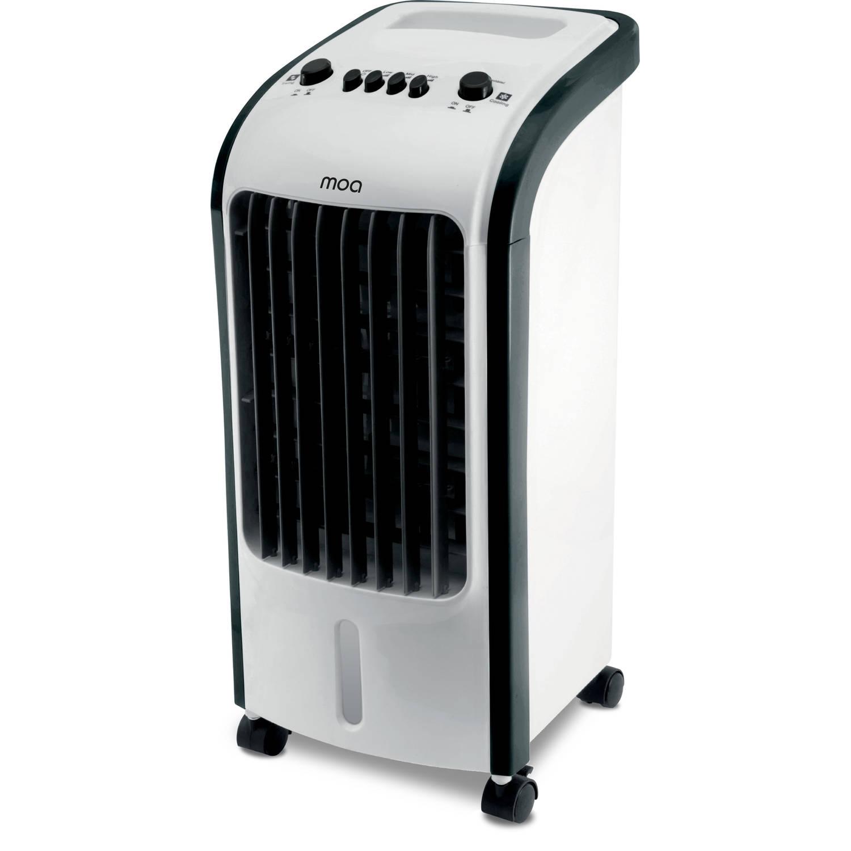 Moa Design Aircooler 3 in 1 zwart-wit AC002WB