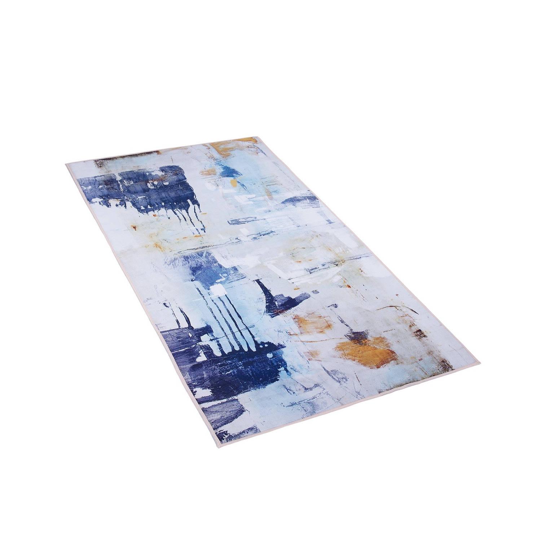 Beliani Adapazari Tapijt Meerkleurig Stof 80 x 150 cm