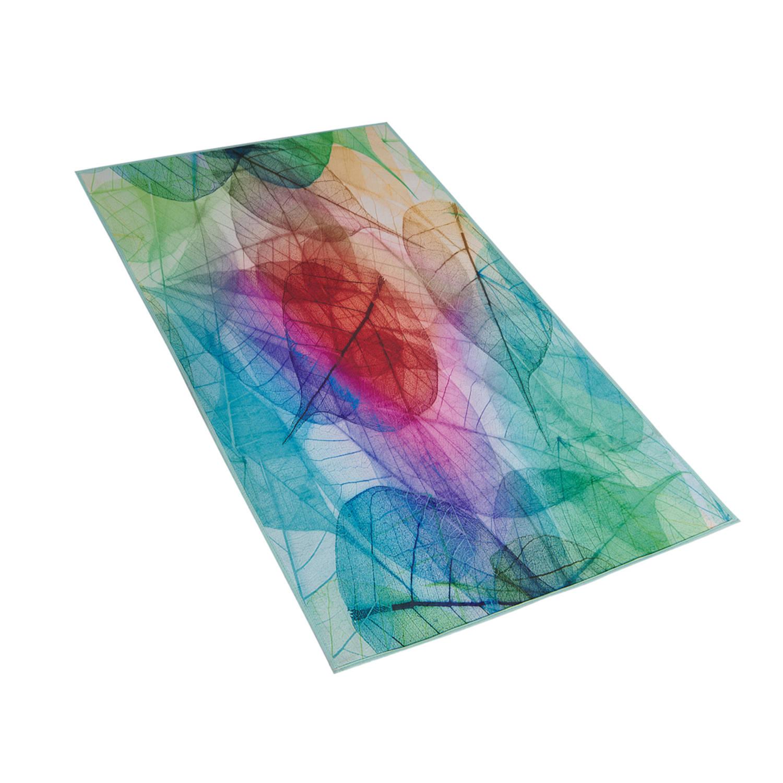 Beliani Antakya Vloerkleed Polyester 80 X 150 Cm