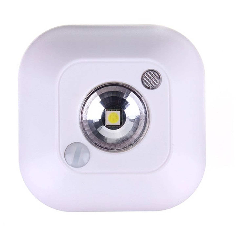 Stelcomfort In-/uitstapverlichting Nachtverlichting voor bij het bed