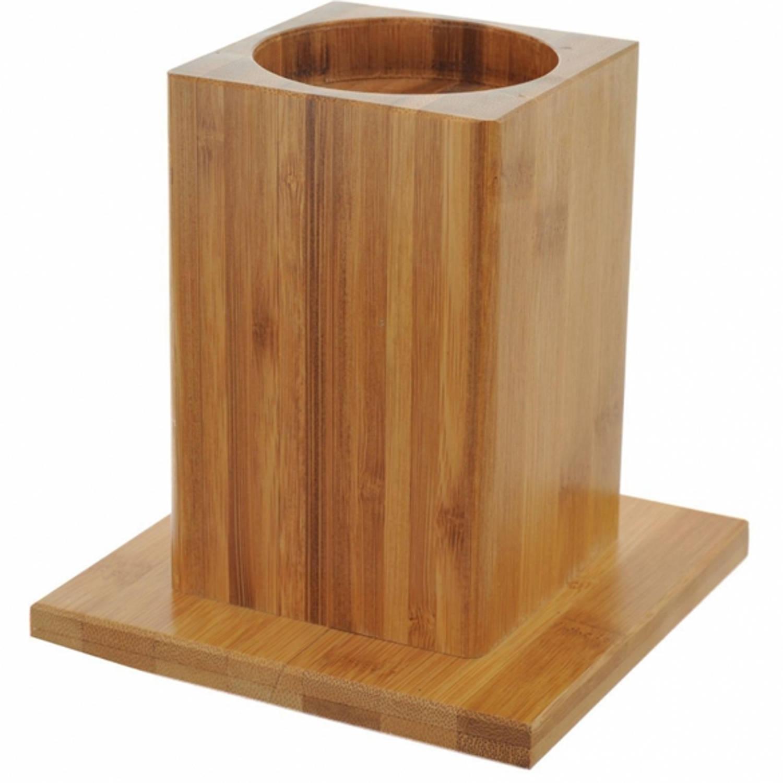Afbeelding van Able2 Bamboo bed- en stoelverhogers - 14 cm