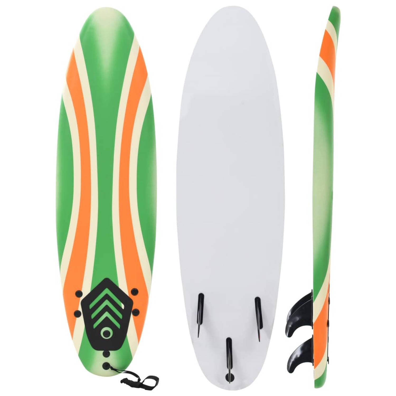 vidaXL Surfboard 170 cm boomerang