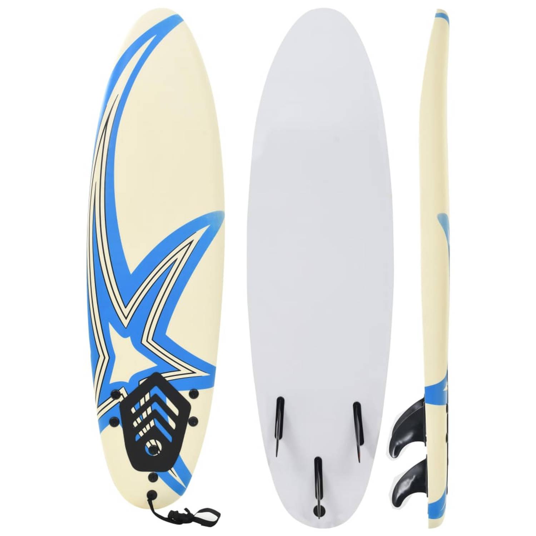 vidaXL Surfboard 170 cm ster
