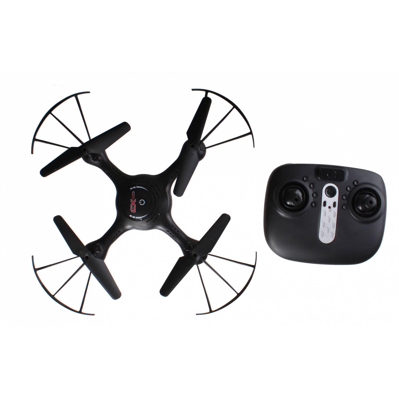 IJC drone BF 966-6 zwart 28 x 28 cm