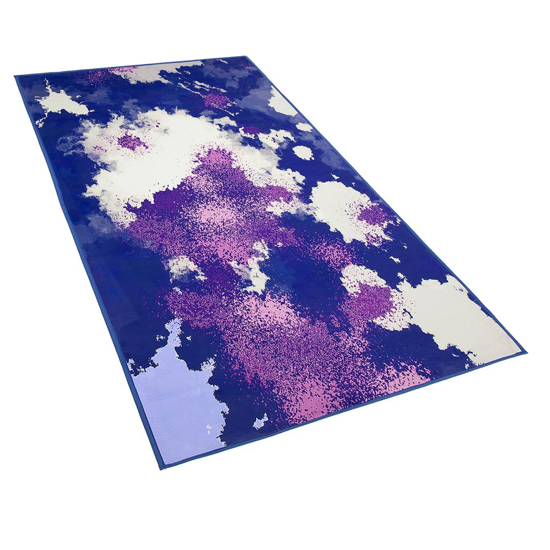 Korting Beliani Kadirli Vloerkleed multicolor polyester