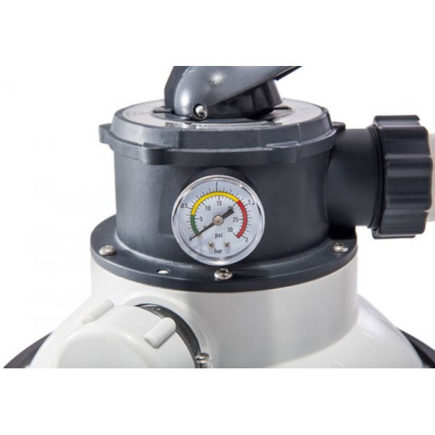 Intex zandfilterpomp 220-240V 4000 liter per uur wit