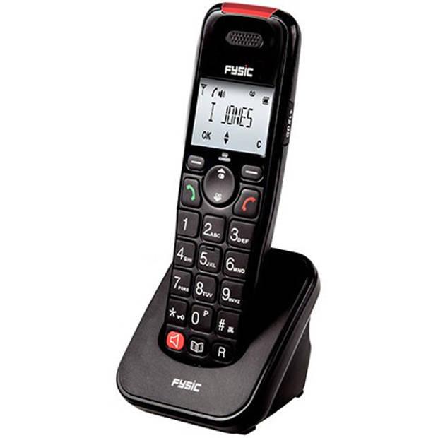Senioren DECT telefoon combo met antwoordapparaat Fysic FX-8025