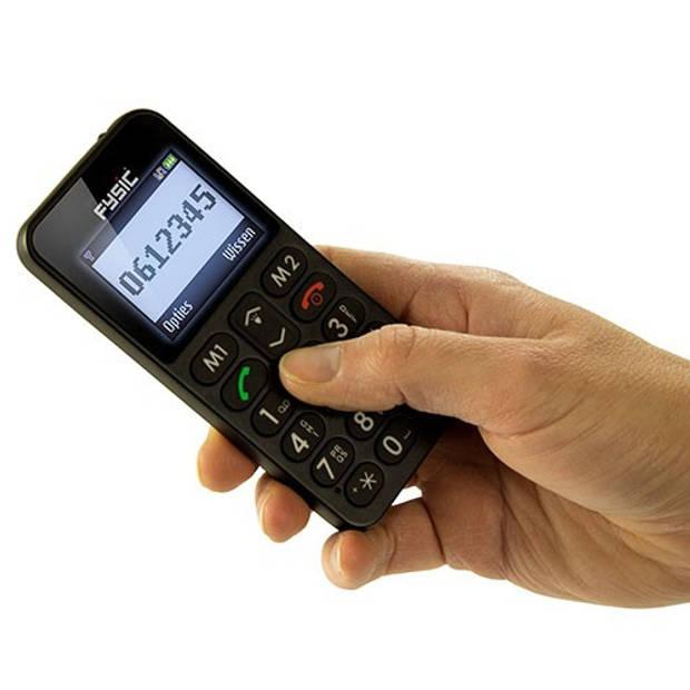 Fysic FM-6700 Senioren mobiele telefoon
