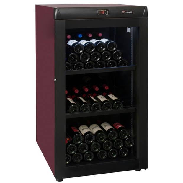 * Climadiff CVV142 - Wijnklimaatkast - 142 flessen
