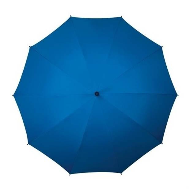 Golf stormparaplu kobalt blauw windproof 130 cm