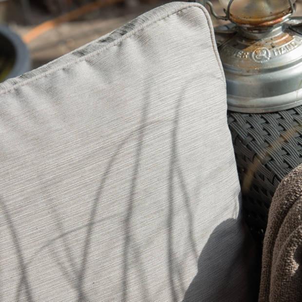 Summerset Bloemendaal kussen - 70x70 cm - zand