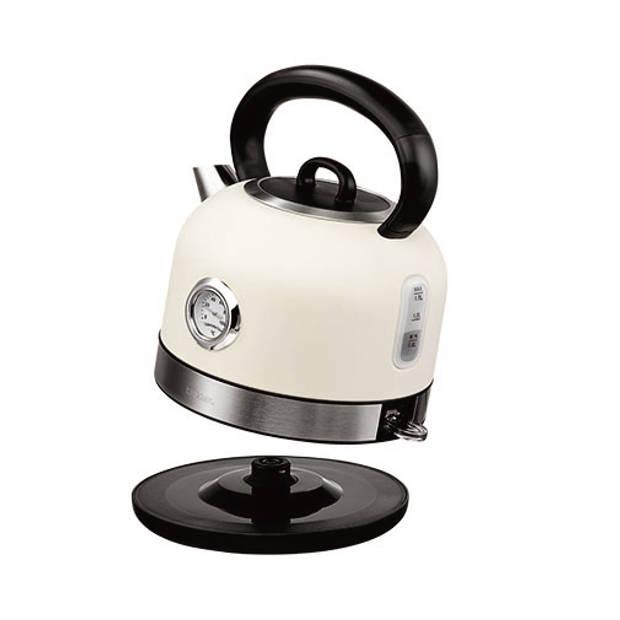 Blokker waterkoker BL-10108 - wit - 1,7 liter