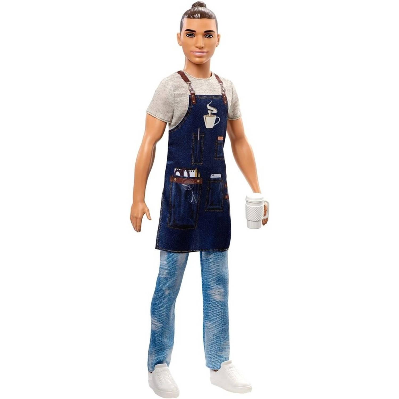 Barbie Barbie Fashionistas: Ken Barista 29 Cm