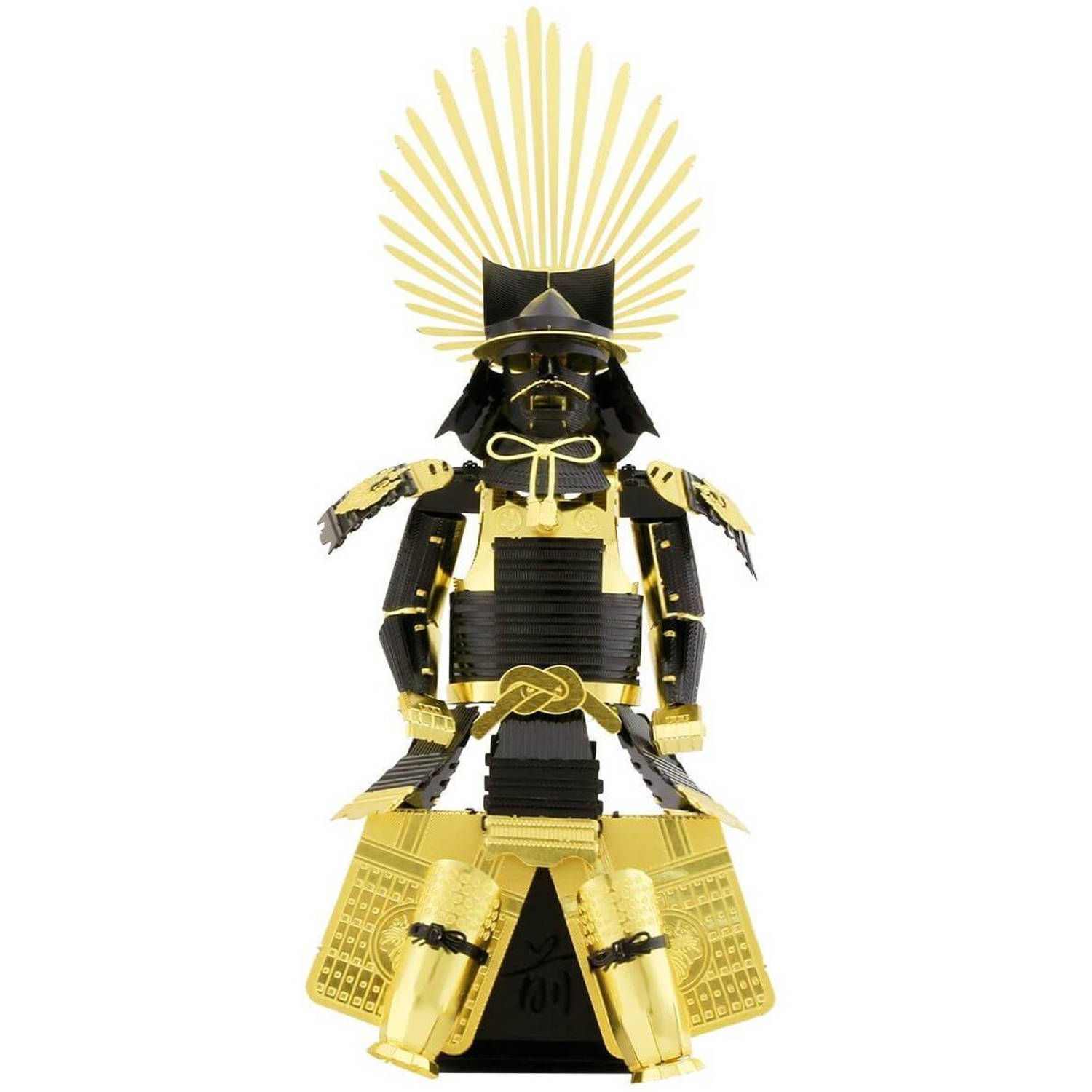 Metal Earth Japanese Toyotomi (Armor series) modelbouwset