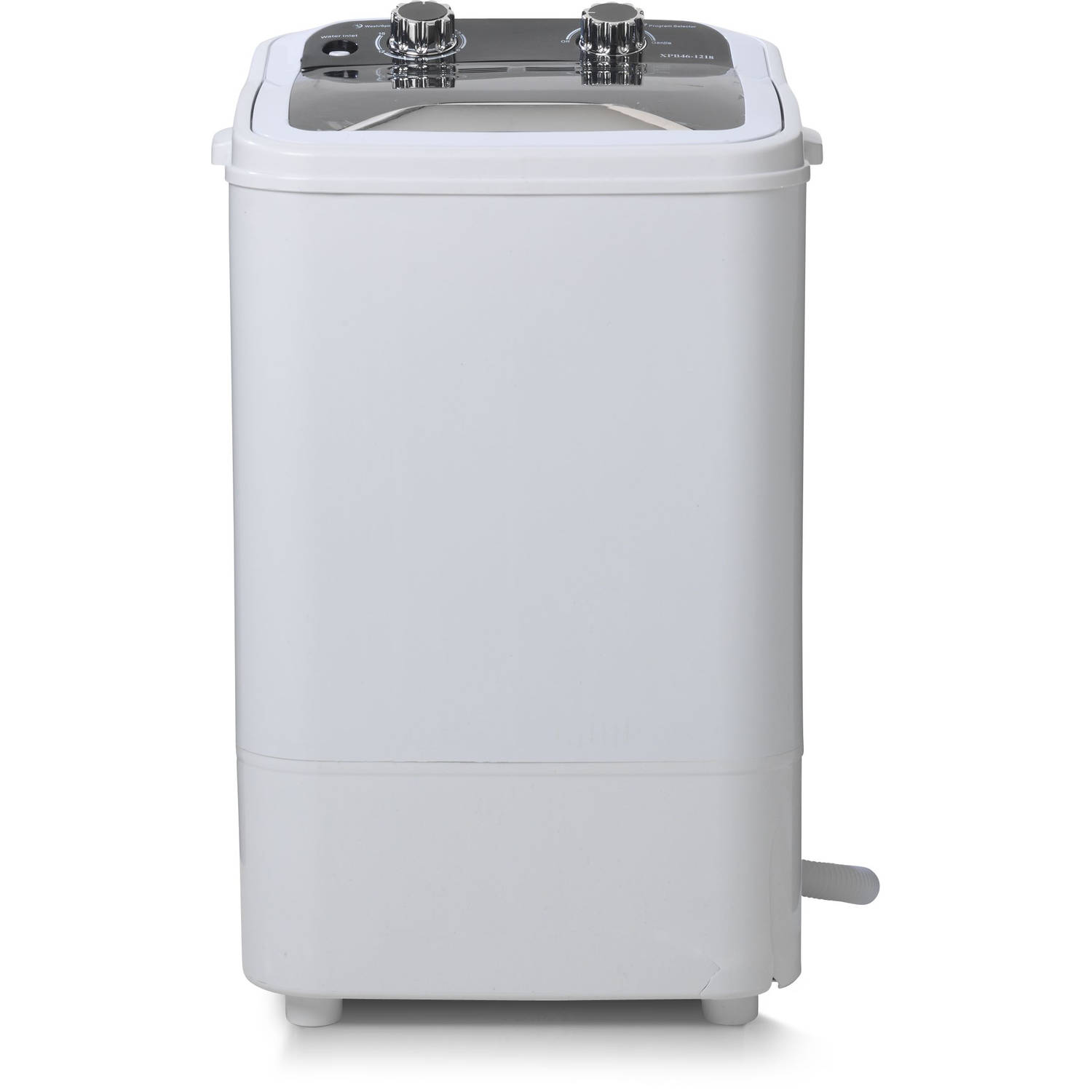 Mini wasmachine HM46C - wit