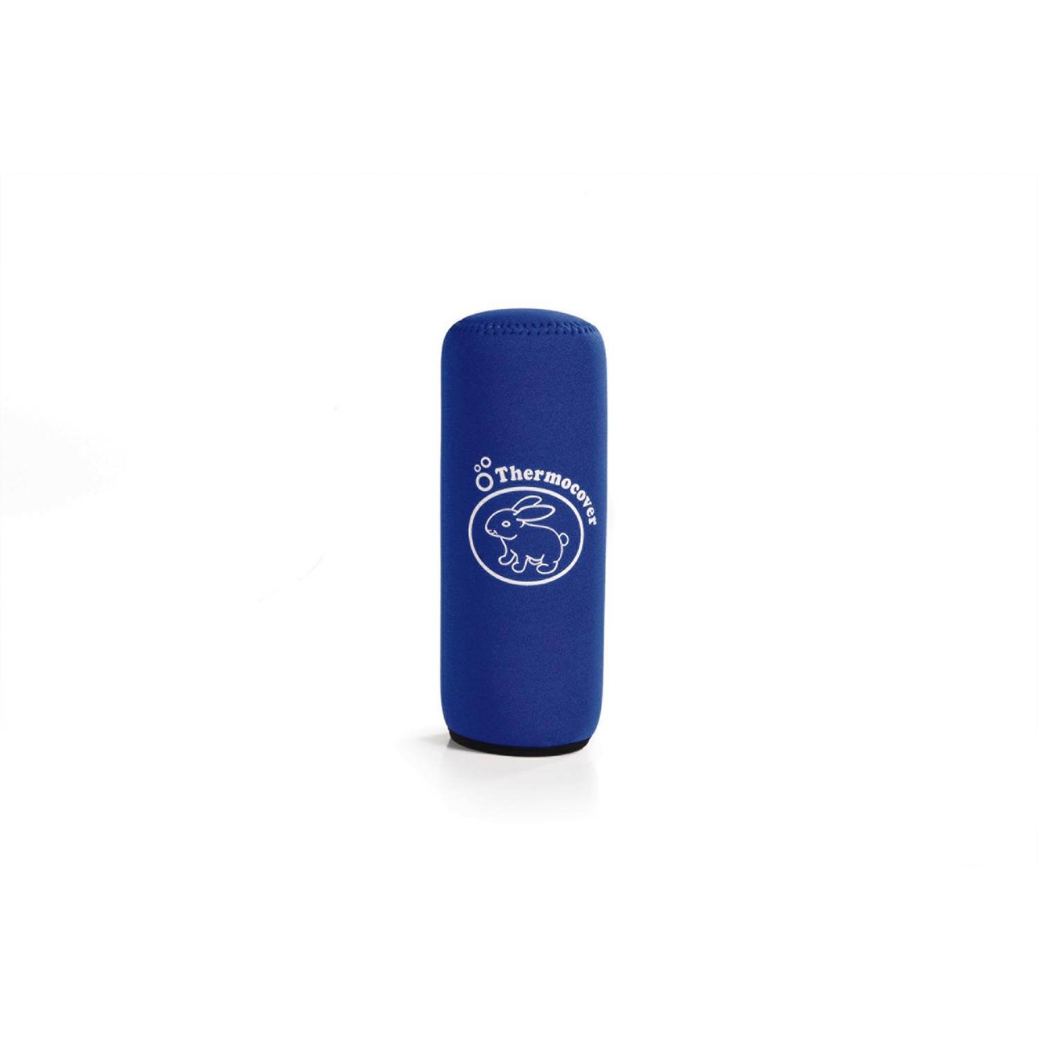 Thermocover v drinkfl blauw 320ml 17,5