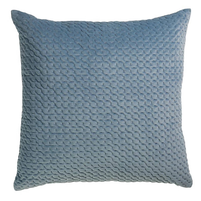 KAAT Amsterdam Sierkussen Ottoman Blue