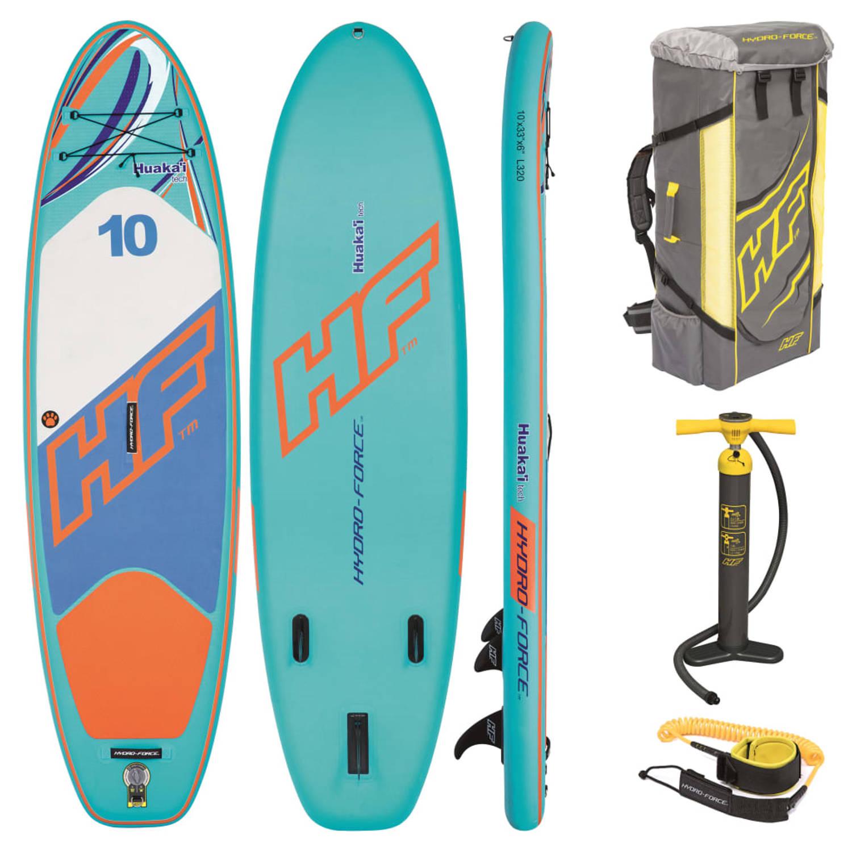 Bestway Paddle boardset opblaasbaar Hydro-Force Huaka'i Tech 65312