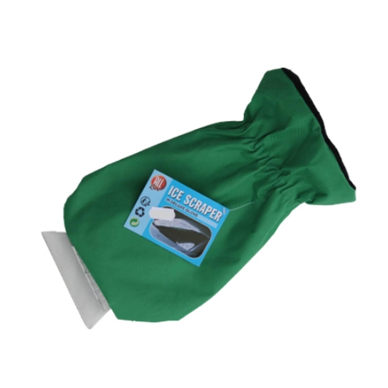 Afbeelding van IJskrabber luxe groen 5 stuks