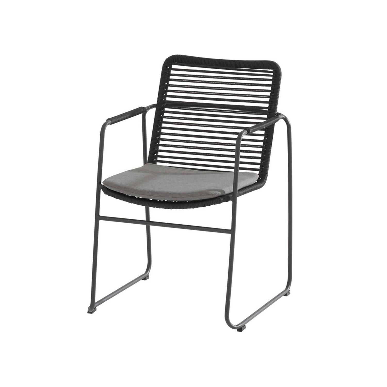 Image of 4 Seasons Elba dining stoel stapelbaar