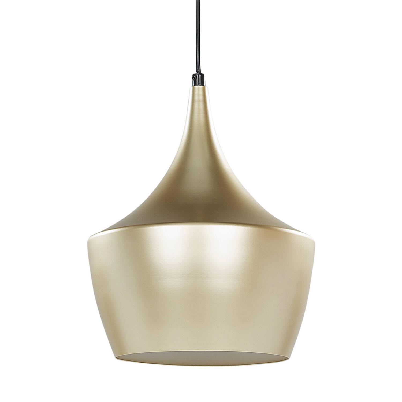 Korting Beliani Fraser Hanglamp Metaal 25 X 25 Cm
