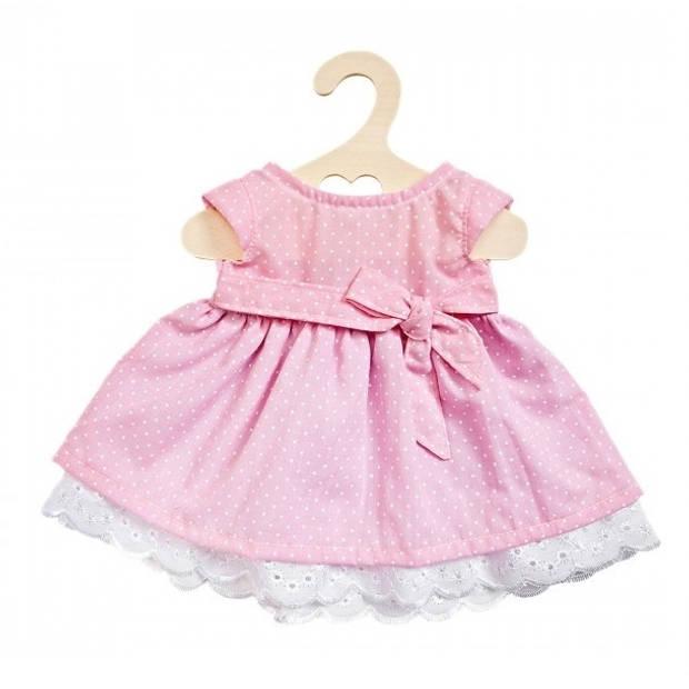 Heless poppenkleding zomerjurk roze 35-45 cm