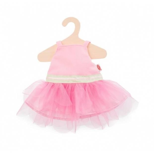 Heless poppenkleding balletjurk roze 35-45 cm
