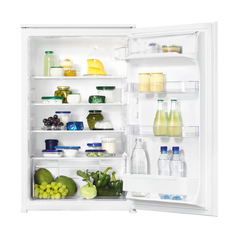 Zanussi ZBA15041SA koelkast - Wit