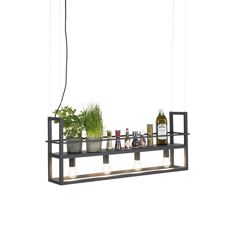 Qazqa Hanglamp Cage Rack
