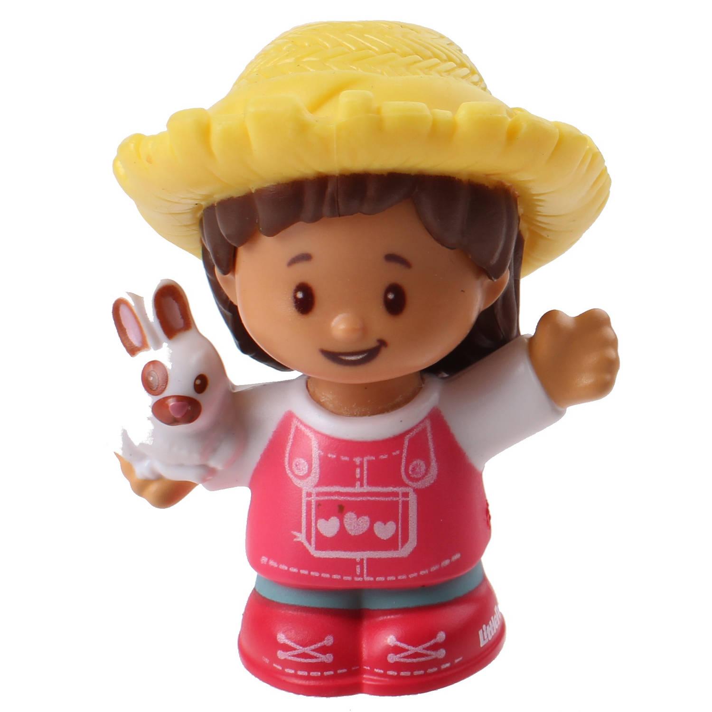 Fisher-Price Little People speelfiguur Farmer Mia junior 6 cm