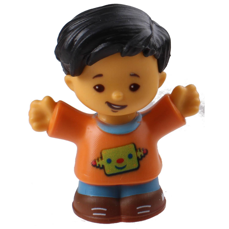 Fisher-Price Little People speelfiguur Koby junior 6 cm