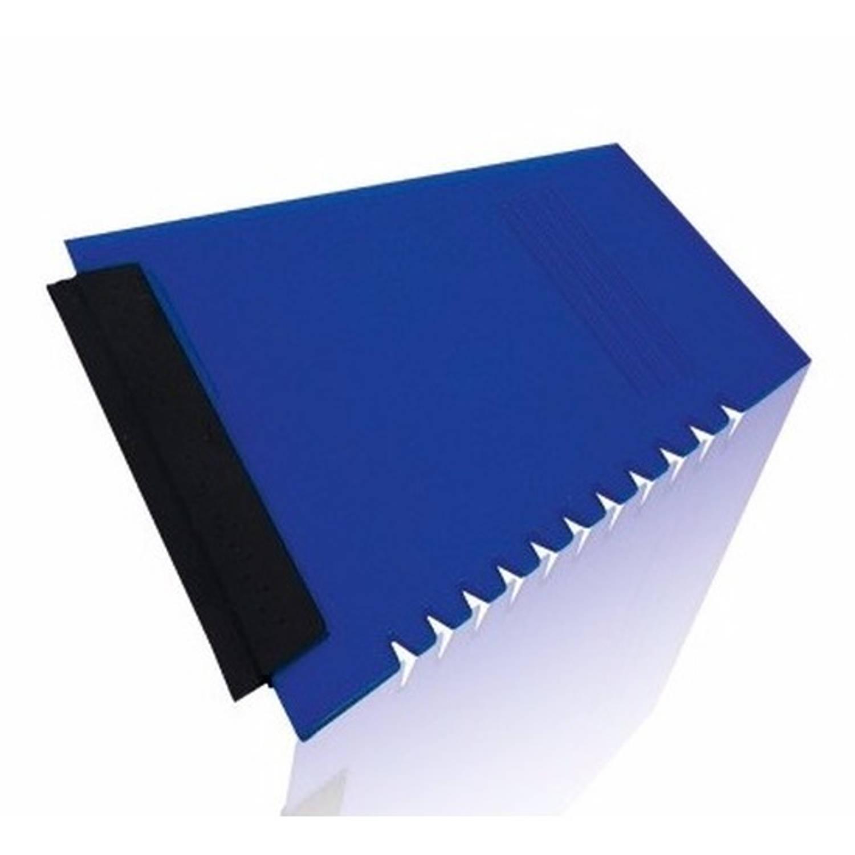 Korting Ijskrabber Blauw 12 X 11 Cm